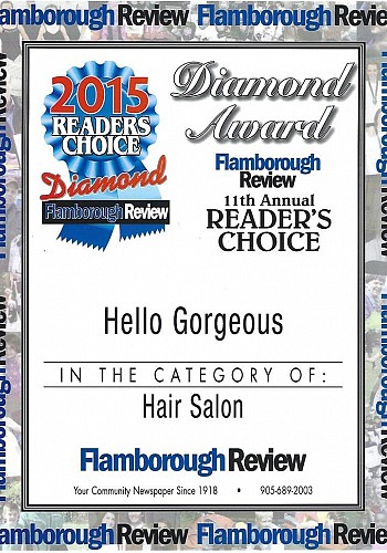 2015 readers choice awards hair salon